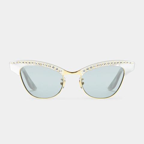 Optyl and Metal Sunglasses