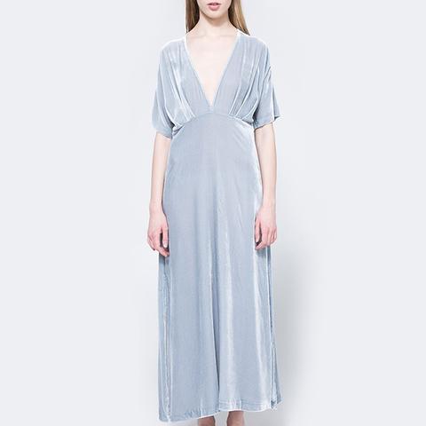 Hayden Velvet Dress