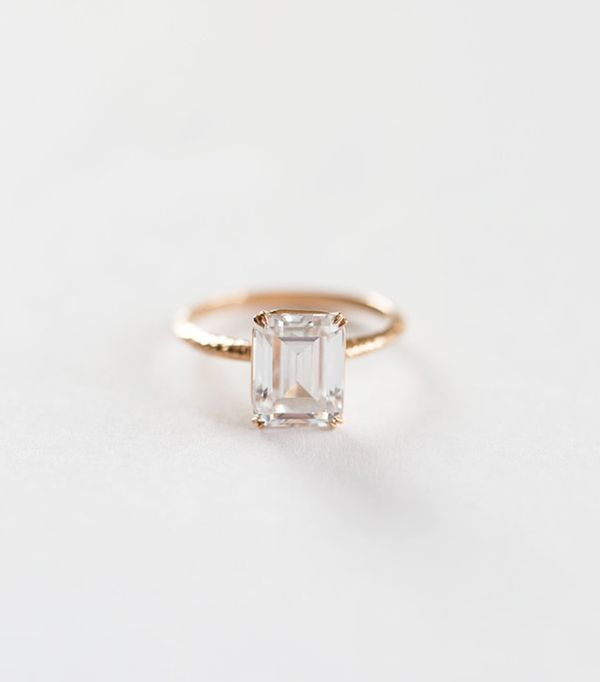 Custom engagement rings by Octavia Elizabeth: