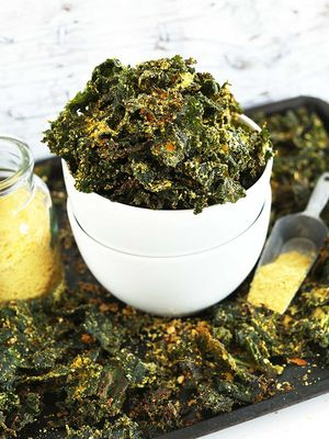 3 Recipes for Kale Chips You'll Keep Making on Repeat