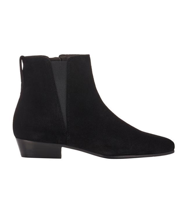 Women's Suede Patsha Ankle Boots