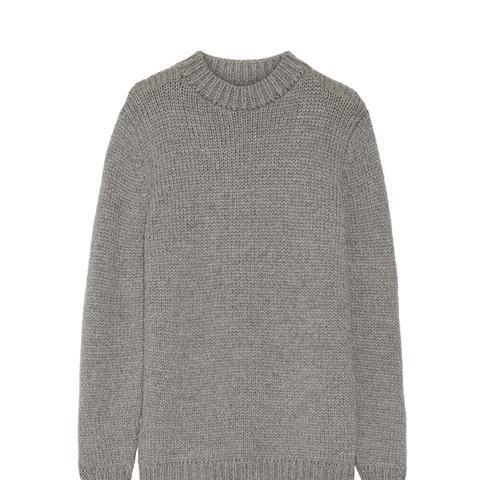Call Her Alpaca Sweater