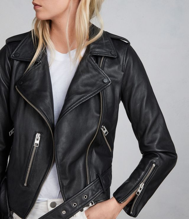 Best leather jacket for winter.