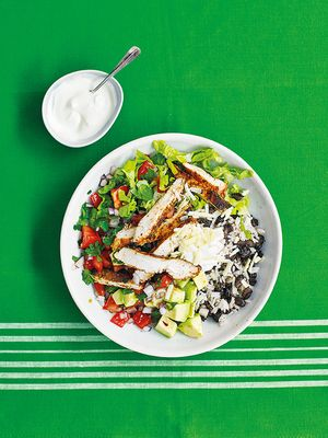 4 Healthy Grain Bowl Recipes to Make When Salad Just Isn't Going to Cut It