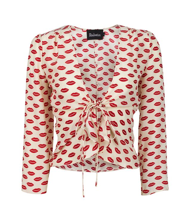 Réalisation The Bianca in Lip Print