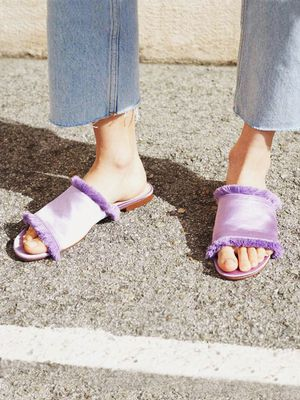 The One Shoe Style You Couldn't Avoid This Season If You Tried