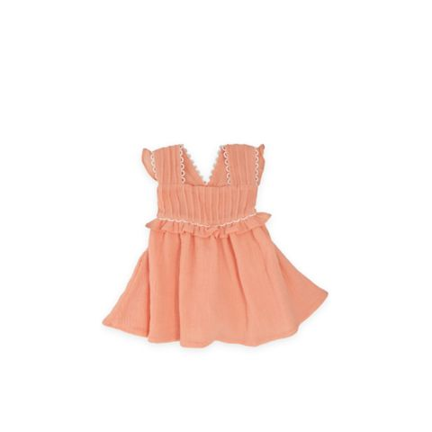 Lilafaye Pintuck Dress