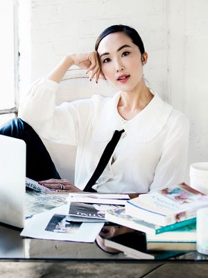 How to Turn Your Blog Into a Business, According to Chriselle Lim
