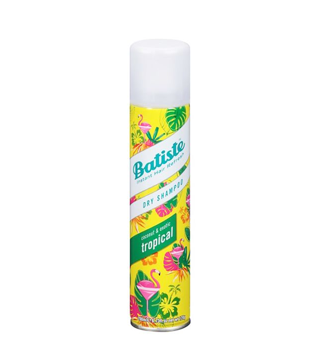 Batiste Tropical Dry Shampoo Pack of 3