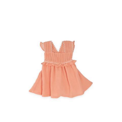 Lilafaye Pintuck Dress