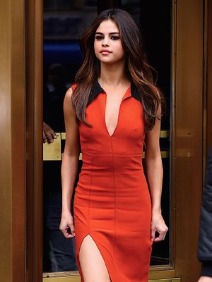 Selena Gomez Wore 3 Different Dresses With the Same Pair of Shoes