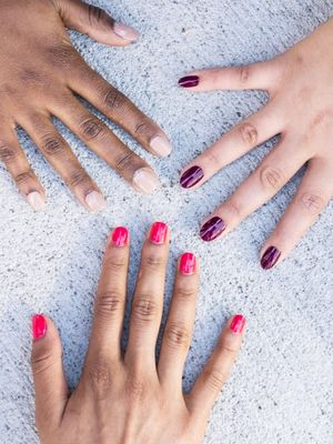 Orly's New Nail Polish Collab Is the Most Empowering Thing We've Seen in a While