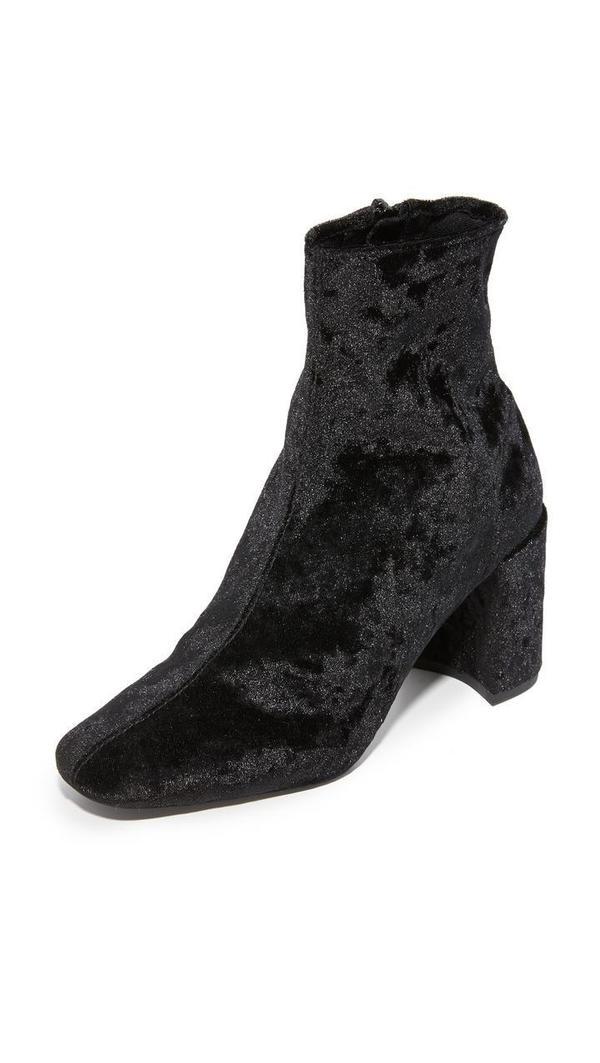 Cienega Lo Velvet Booties