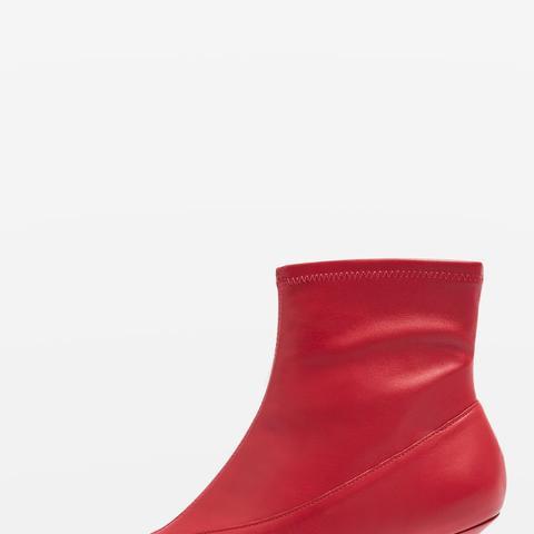 Malbec Sock Boots