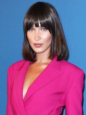 Bella Hadid Just Wore a Blazer as a Dress on the Red Carpet