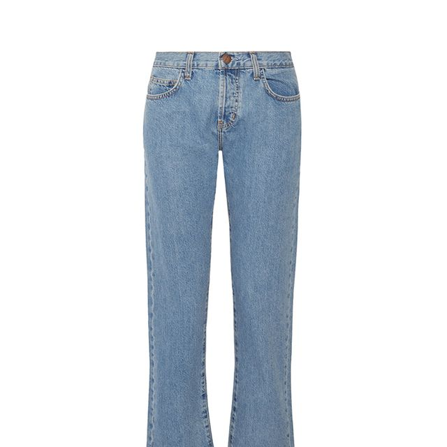 The Original Straight High-rise Jeans