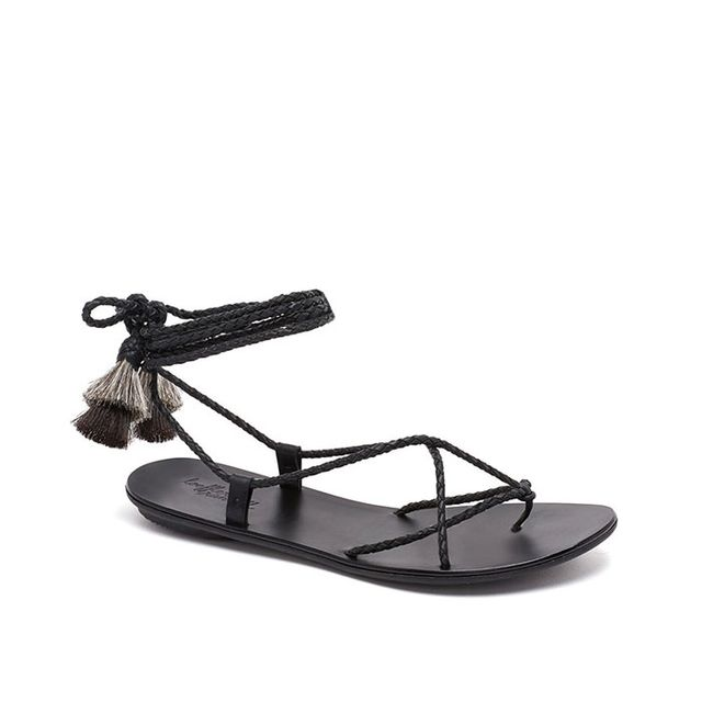 Women's Betis Satin Slide Sandals