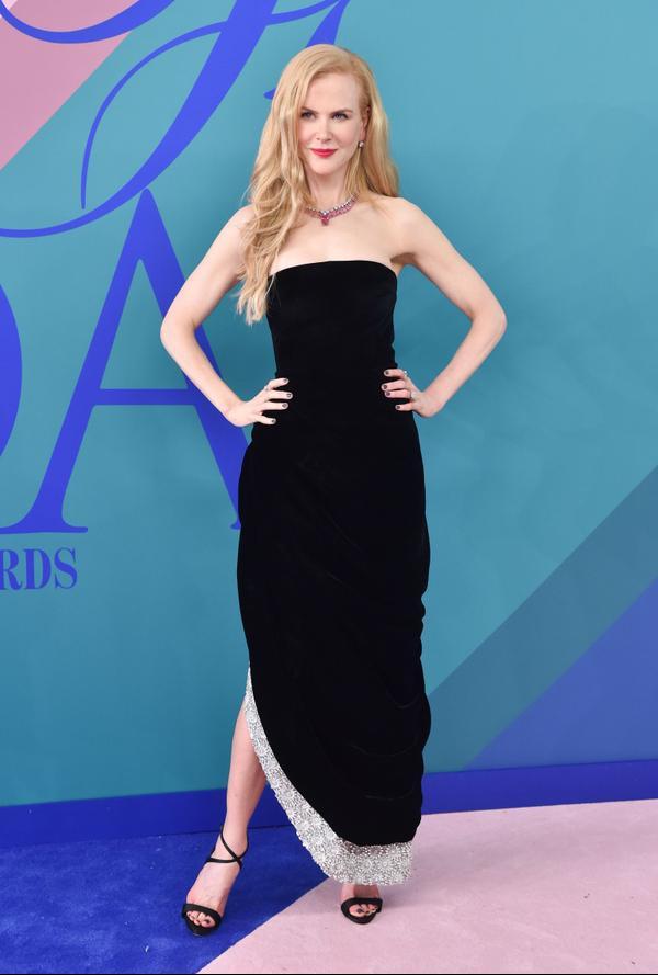 WHO: Nicole Kidman WEAR: Oscar de la Renta