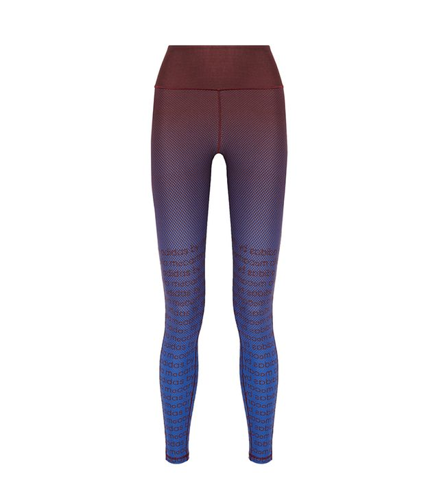 Train Miracle Printed Climalite Stretch Leggings