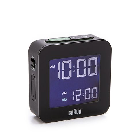 Digital Square Alarm Clock