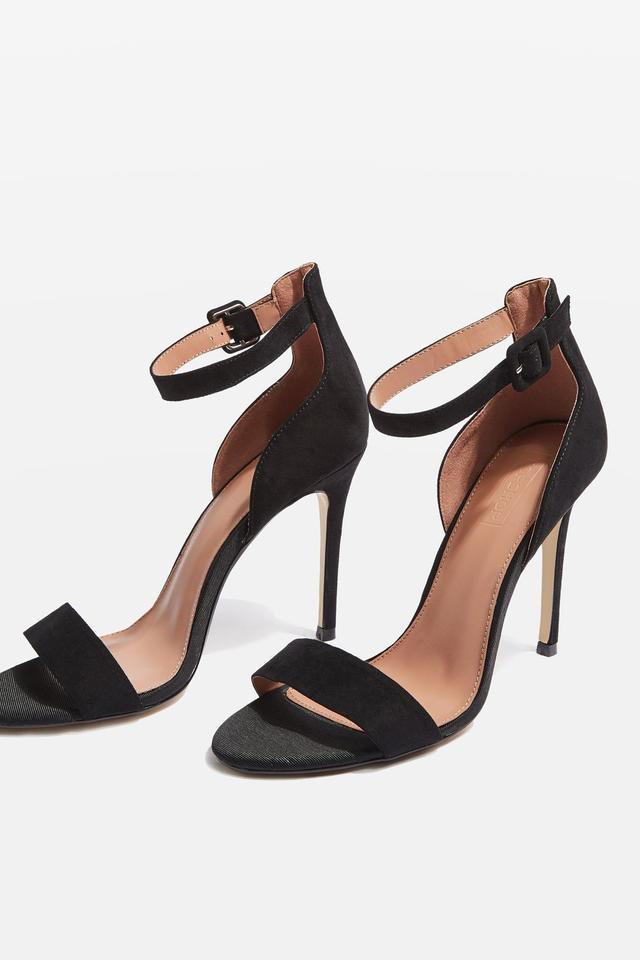 MORGAN Two Part Sandals