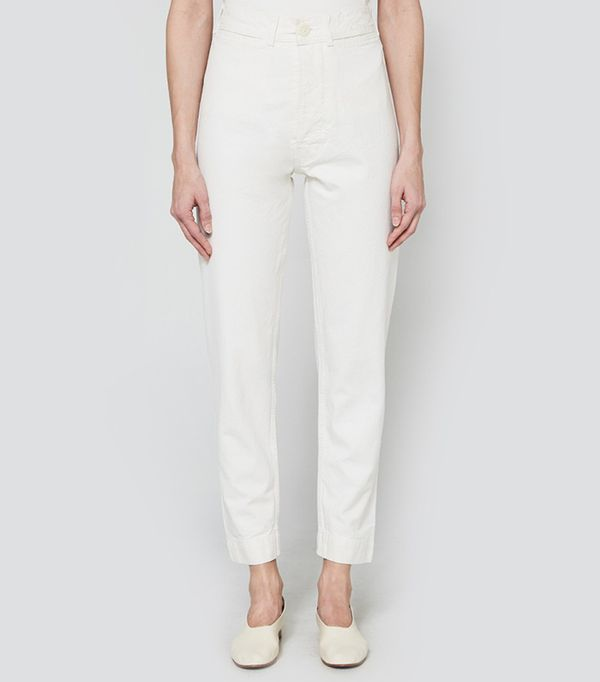 Ranger Pant in Salt White