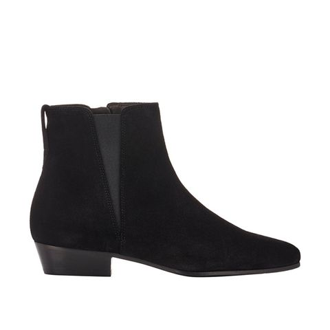 Suede Patsha Ankle Boots