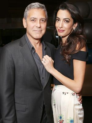George and Amal Clooney Gave Their Newborn Twins the Most Adorable Names