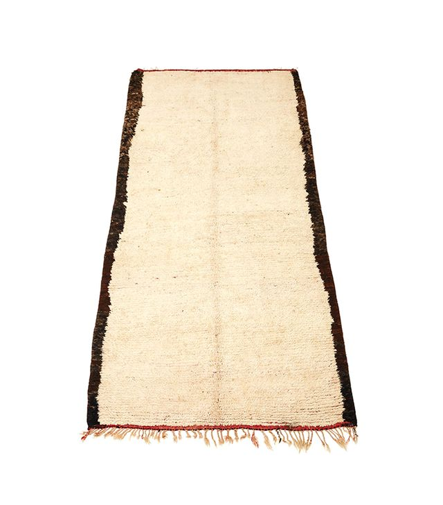 Vintage Moroccan Double-Sided Rug