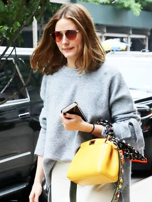White Sneakers Are Old News, but This NYC-Girl Outfit Is Not
