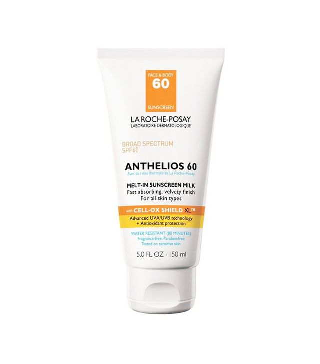 La Roche-Posay Anthelios 60 Face & Body Melt-In Sunscreen Milk