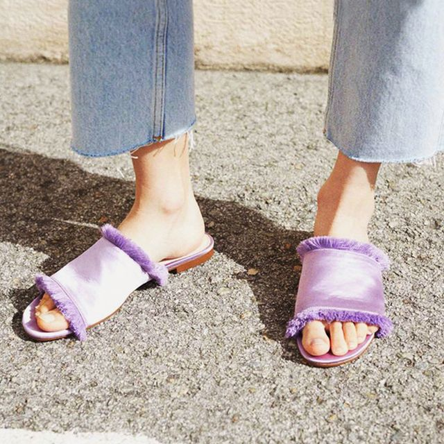 The One Shoe Style You Couldn't Avoid If You Tried