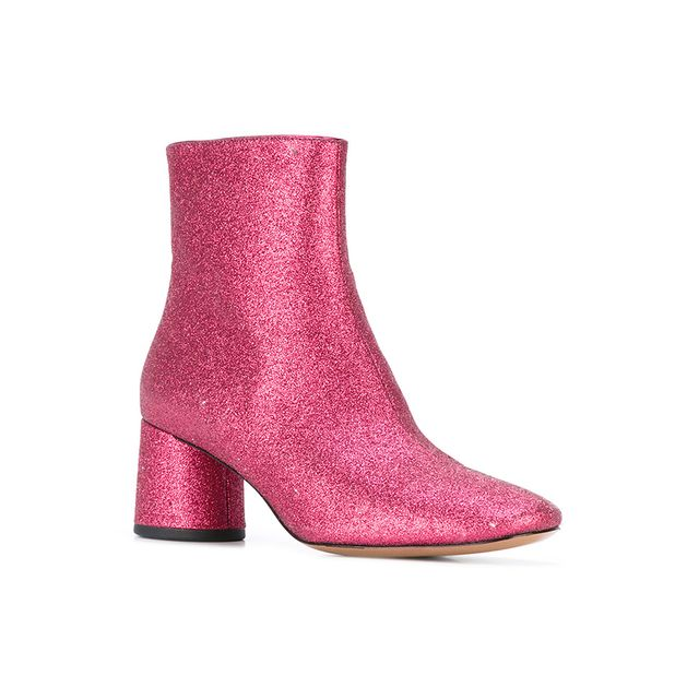 Valentine ankle boots