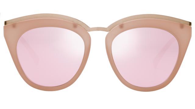 Le Specs Eye Slay in Matte Shell