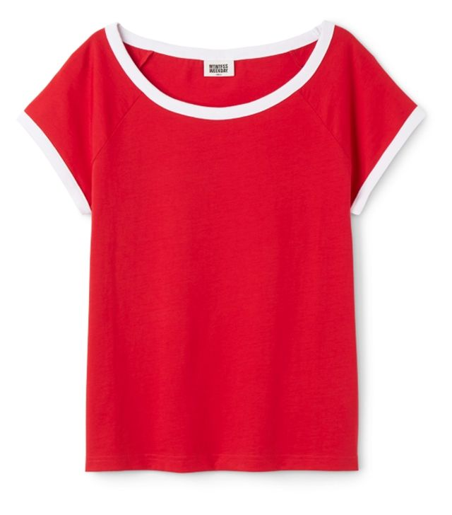 Weekday Chloe T-Shirt