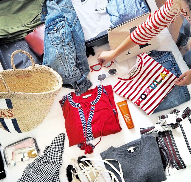 How to pack a suitcase: The Frugality