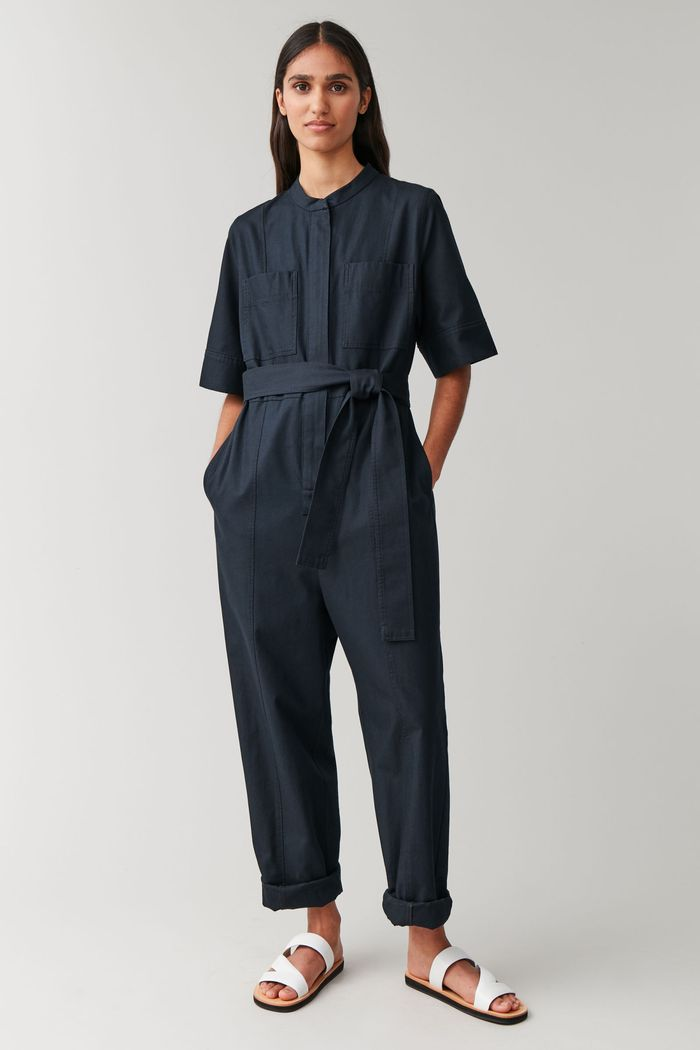 COS Belted Jumpsuit