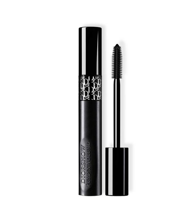 Best mascara: Dior Pump 'N' Volume mascara