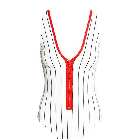 Swimsuit With Zip