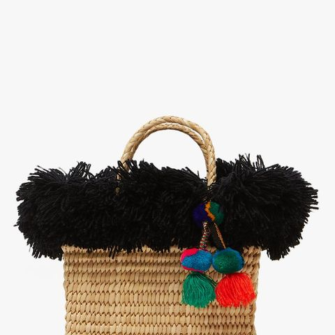 Cleo Tote With Penachos