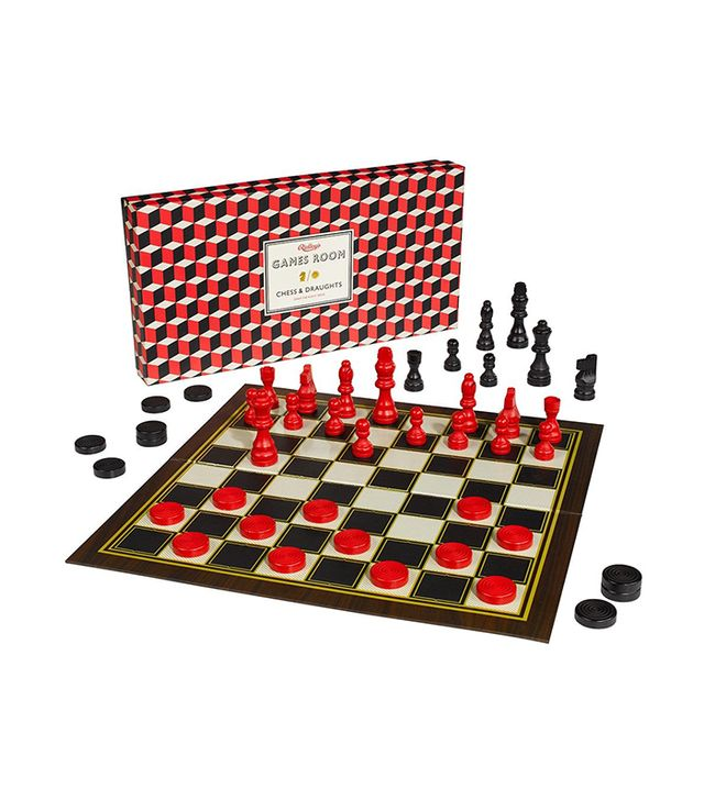 Ridley's Games Room x Wild & Wolf Chess & Checkers