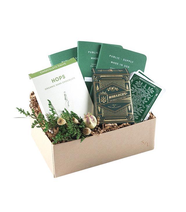 Simone LeBlanc A Bit of Handsome Essentials Gift Box