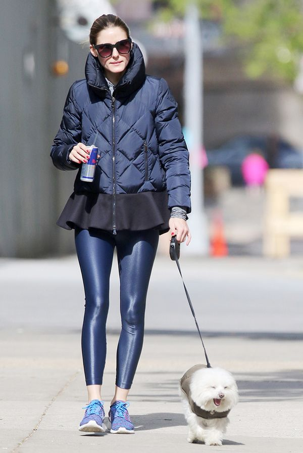 olivia palermo legging outfit