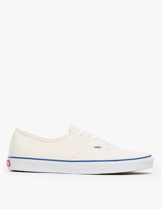Authentic in White