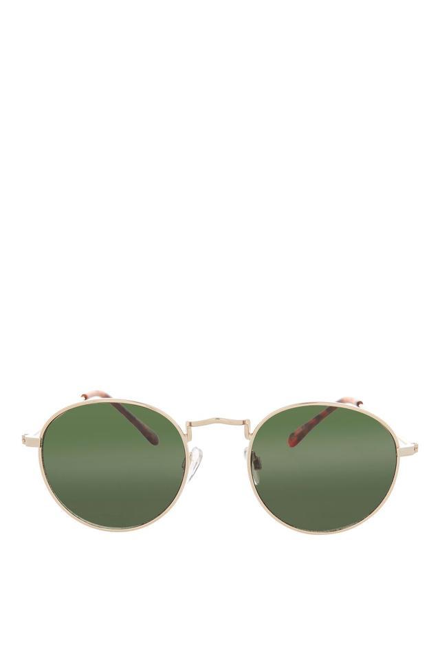 METRO Metal Round Sunglasses