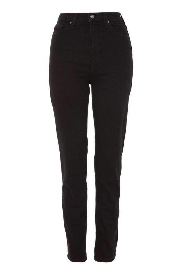 MOTO Black Orson Slim Jeans