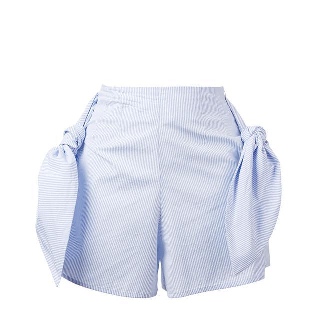 knots trim shorts