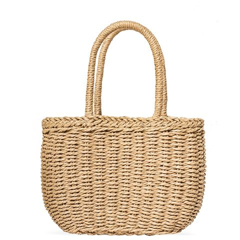 Little Straw Bag