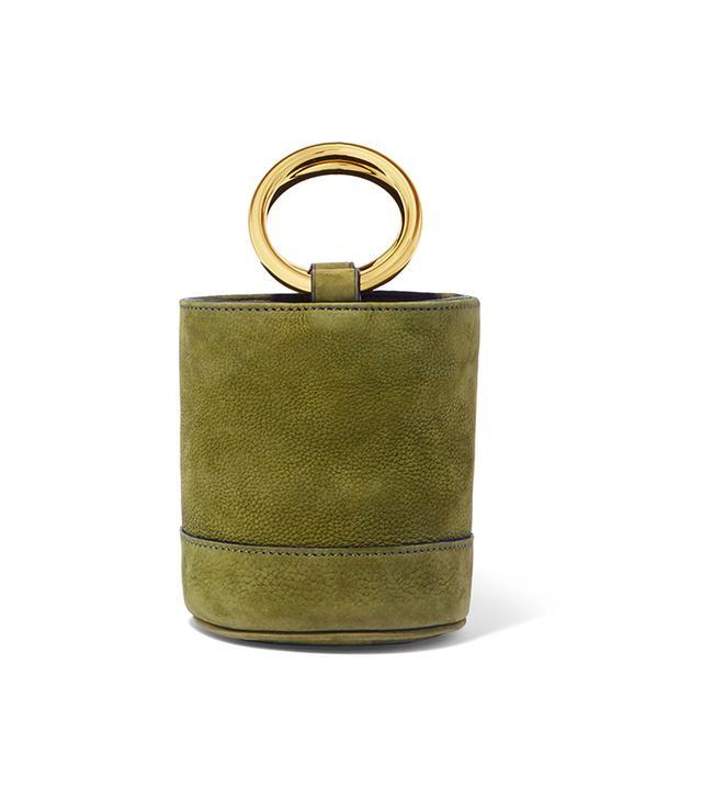 Bonsai 15 Mini Nubuck Bucket Bag