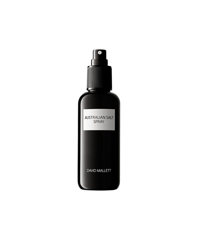 Salt Spray - easy hair tips